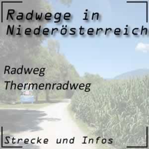 Thermenradweg Niederösterreich