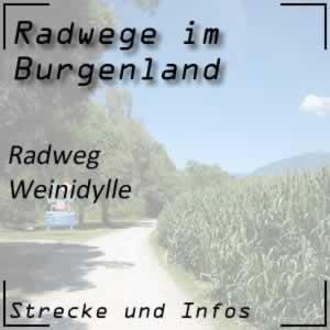 Radweg Weinidylle Burgenland