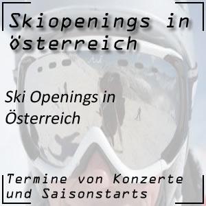 Ski Opening Österreich