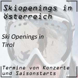 Ski Opening Tirol