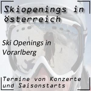 Ski Opening Vorarlberg