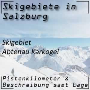 Skigebiet Abtenau Karkogel
