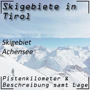 Skigebiet Achensee