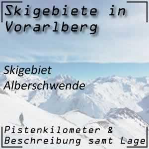 Skigebiet Alberschwende