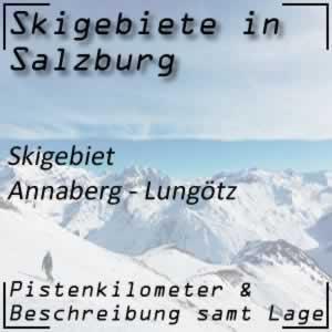 Skigebiet Annaberg Lungötz