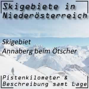 Skigebiet Annaberg Mariazell Ötscher