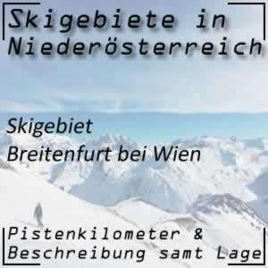 Skigebiet Breitenfurt bei Wien