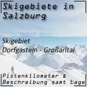 Skigebiet Dorfgastein Großarltal