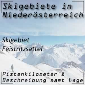 Skigebiet Feistritzsattel Wechselgebiet