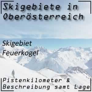 Skigebiet Feuerkogel Ebensee