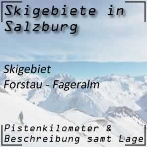 Skigebiet Fageralm Forstau