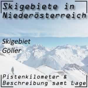 Skigebiet Göller Göllerlifte