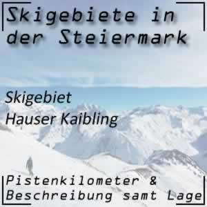 Skigebiet Hauser Kaibling Schladming