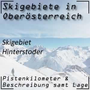Skigebiet Hinterstoder Höss