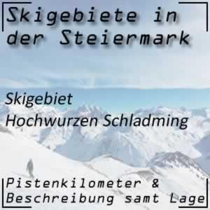 Skigebiet Hochwurzen Schladming