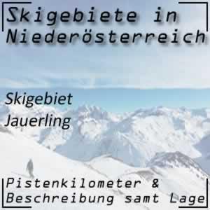 Skigebiet Jauerling Maria Laach