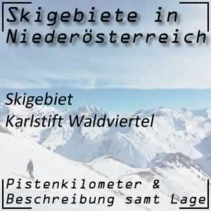 Skigebiet Karlstift Aichelberglifte