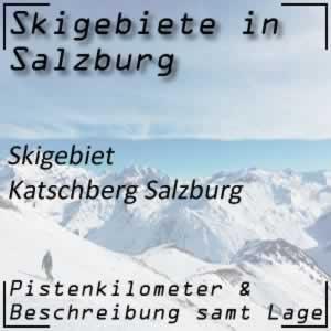 Skigebiet Katschberg Salzburg