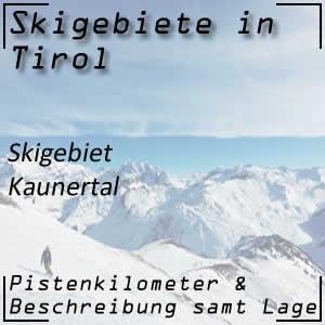 Skigebiet Kaunertal