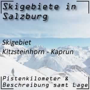 Skigebiet Kitzsteinhorn Maiskogel Kaprun