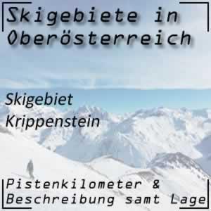 Skigebiet Krippenstein Dachstein Obertraun