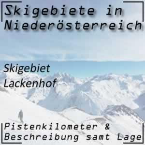 Skigebiet Lackenhof Ötscher