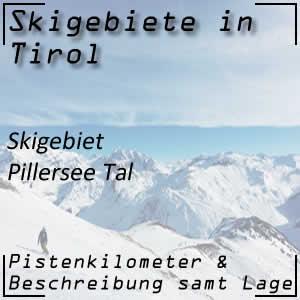 Skigebiet Pillersee Tal