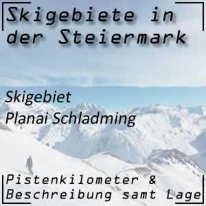 Skigebiet Planai Schladming