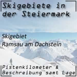 Skigebiet Ramsau am Dachstein