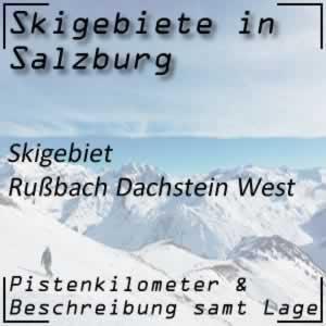 Skigebiet Rußbach Dachstein West