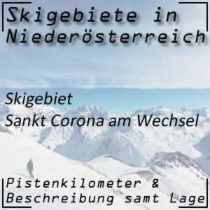 Skigebiet Sankt Corona am Wechsel