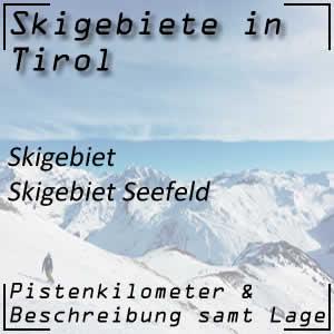 Skigebiet Seefeld