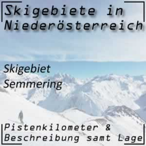 Skigebiet Semmering Zauberberg Hirschenkogel