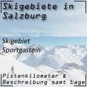 Skigebiet Sportgastein Gasteiner Tal