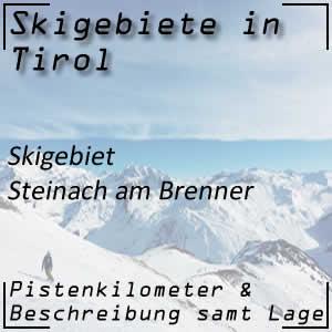 Skigebiet Steinach am Brenner