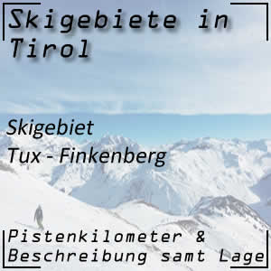 Skigebiet Tux - Finkenberg