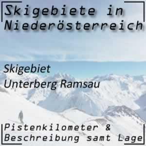 Skigebiet Unterberg Pernitz