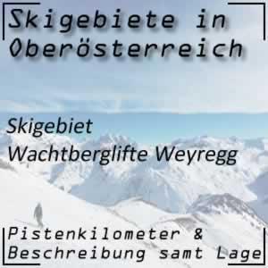 Skigebiet Wachtberglifte Weyregg am Attersee