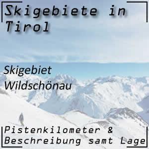 Skigebiet Wildschönau