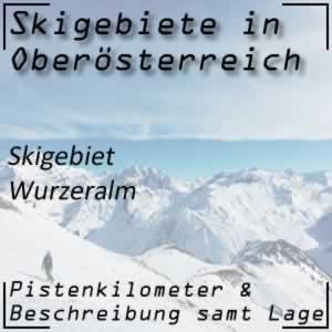 Skigebiet Wurzeralm Spital am Pyhrn