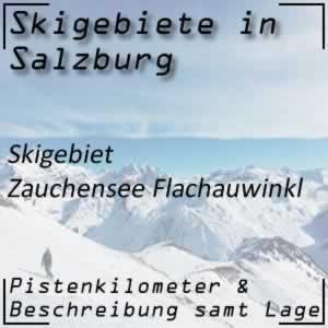 Skigebiet Zauchensee Flachauwinkl