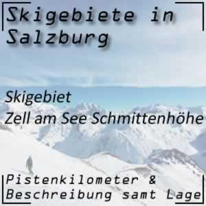 Skigebiet Zell am See Schmittenhöhe