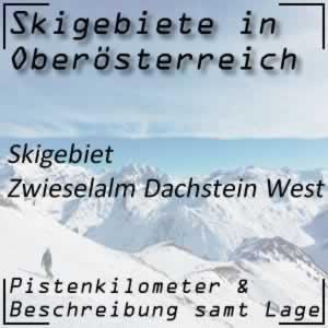 Skigebiet Zwieselalm Gosau Dachstein West