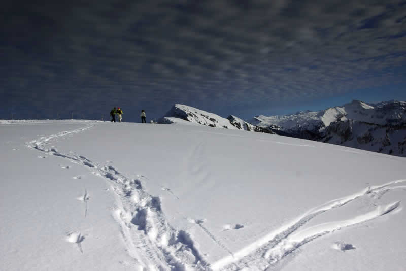 Skigebiet Andelsbuch Bregenzerwald