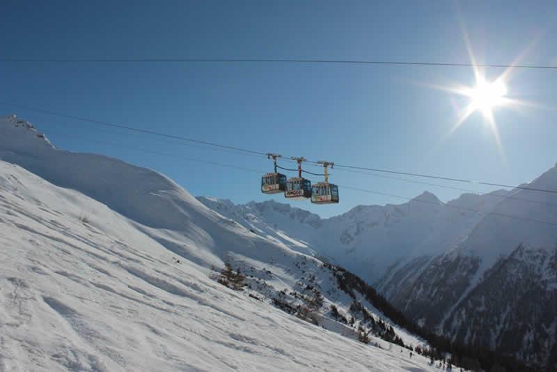 Skigebiet Ankogel Mallnitz