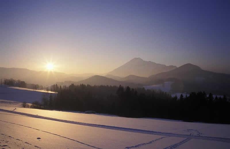 Skigebiet Annaberg in Niederösterreich