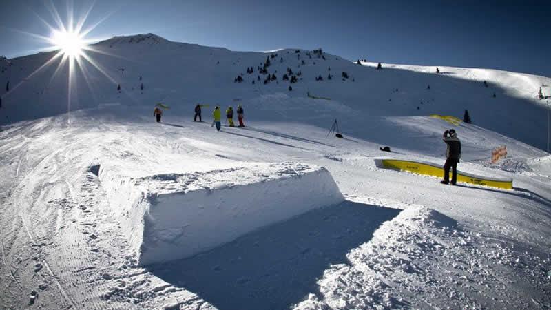 Skigebiet Bad Gastein Salzburg