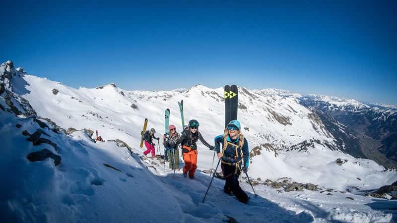 Skigebiet Bad Hofgastein Salzburg