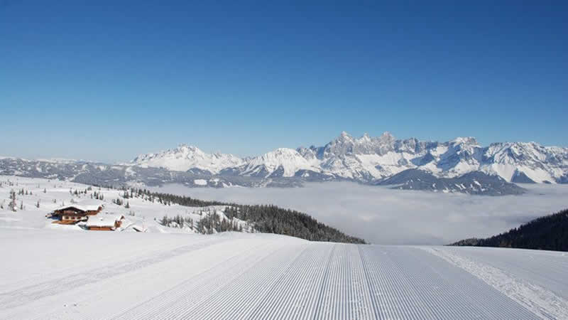Skigebiet Fageralm Salzburg