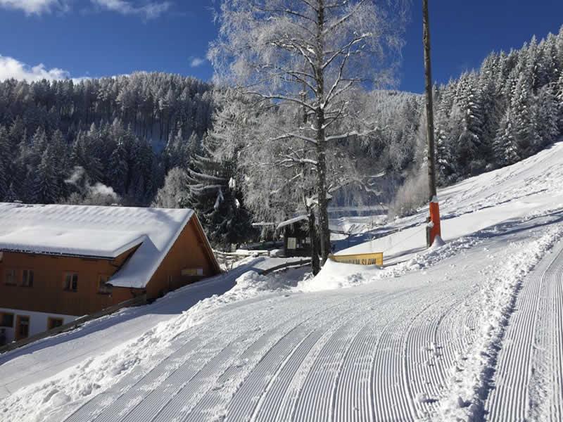 Skigebiet Feistritzsattel